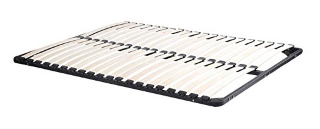 Avis designetsamaison sommier à lattes en kit 140x190