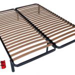 Sommier en métal 140x190 : avis et test sommier MeublePro, solide pratique et confortable